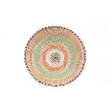 Διακοσμητική Πιατέλα Τοίχου Tortilla Fruit Bowl (50x11) Soulworks 0510048