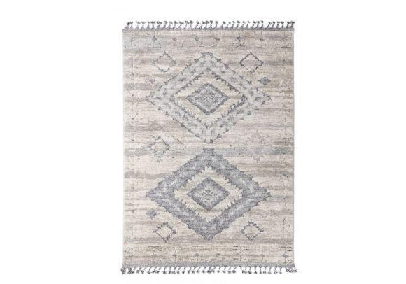 Xαλί La Casa 7733A L. Grey White -  Royal Carpet