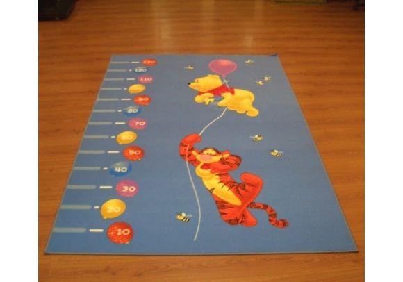 Παιδικό Χαλί Disney Winnie Ballons