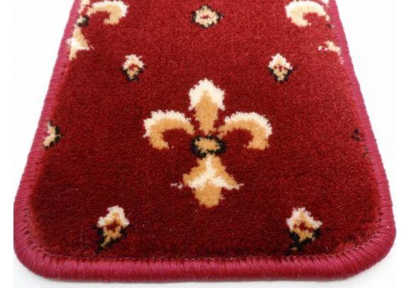 Εκκλησιαστική Υφαντή Μοκέτα Lydia 2132A Red