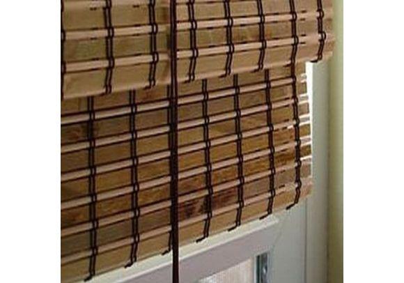 Ρολλερ Ριντό Σκίασης Bamboo