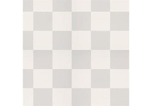 Πλαστικό Δάπεδο Tarkett Echiquier Grey White