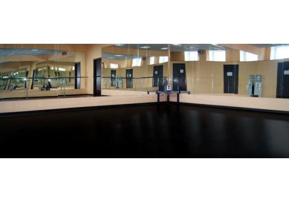 Δάπεδο Grabo Duett ιδανικό για χορό 6875-1008 Black