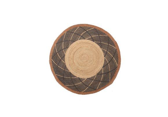 Ψάθινο χαλί Tonga 293 588 Royal Carpet